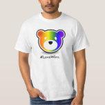 GROWLr #LoveWins Light T-Shirt