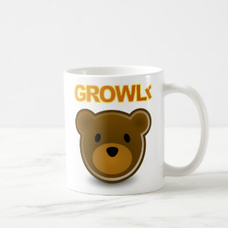 GROWLr_TShirt Coffee Mug