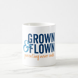 Grown and Flown Mug