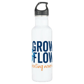 Grown and Flown Water Bottle