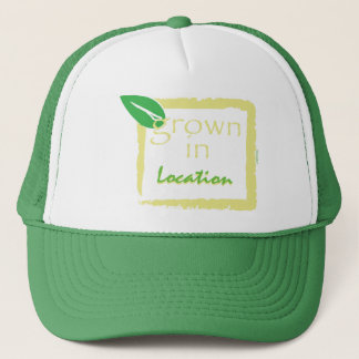 Grown In... Cap