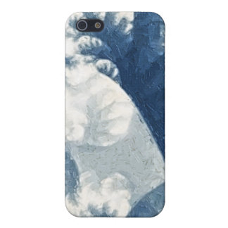 Growth 1 Blue iPhone 5 Case