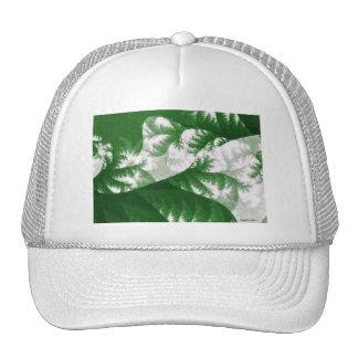 Growth 1 - Fractal Art Mesh Hats