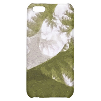 Growth 1 Olive Case For iPhone 5C