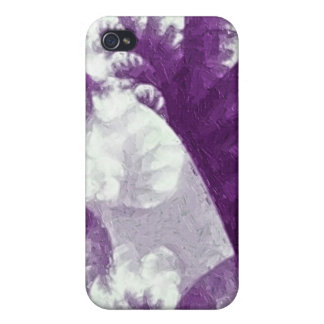 Growth 1 Purple iPhone 4/4S Case