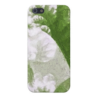 Growth 1 Sage iPhone 5 Covers