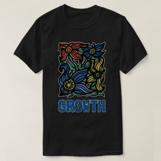 """Growth"" BuddaKats Men's T-Shirt"
