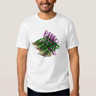 Growth factor Descending a Staircase T-shirt