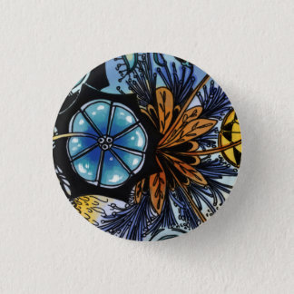 Growth in 3 Directions 4 3 Cm Round Badge