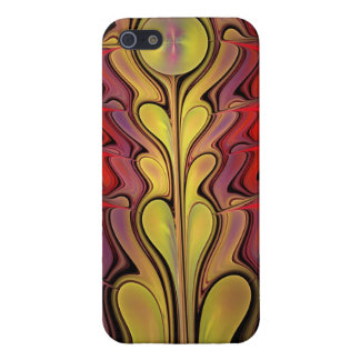 Growth, Modern abstract iPhone 5/5S Covers