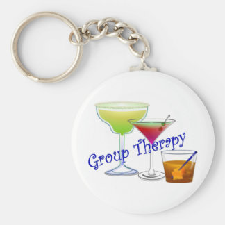 grp thry mart marg whis basic round button key ring