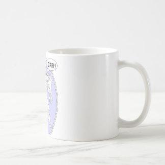 Grr Macho Greek Mug