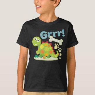 Grrr! Dinosaur Tee Shirt