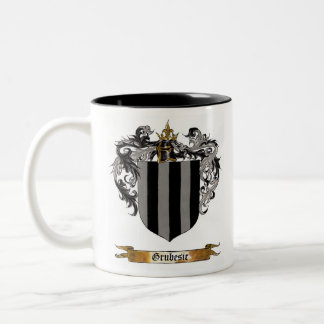 Grubesic Shield of Arms Mugs