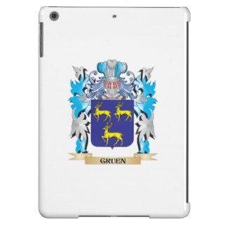 Gruen Coat of Arms - Family Crest iPad Air Cases