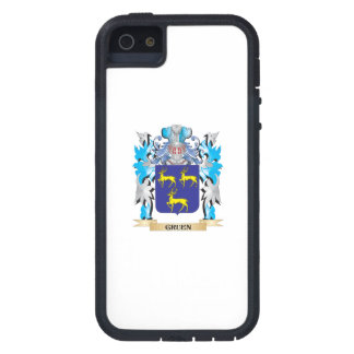 Gruen Coat of Arms - Family Crest iPhone 5 Cover