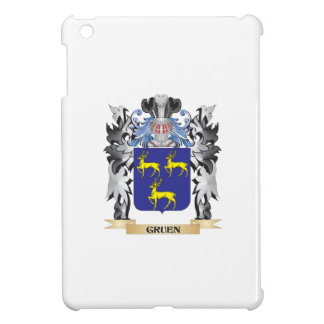 Gruen Coat of Arms - Family Crest Case For The iPad Mini