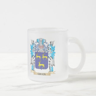 Gruen Coat of Arms - Family Crest Coffee Mug