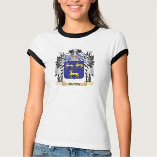 Gruen Coat of Arms - Family Crest Shirts
