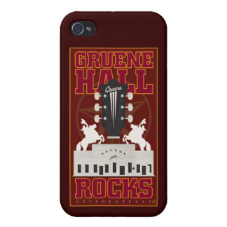 Gruene Hall-Speck Case Case For iPhone 4