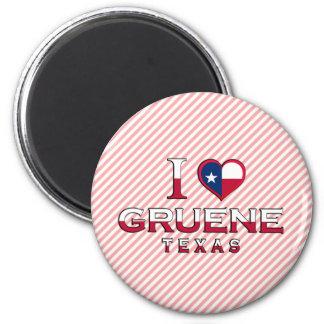Gruene Texas Magnets