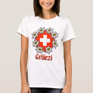 Gruezi Ladies Baby Doll T-Shirt