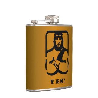 Gruff Flask ~ Yes?