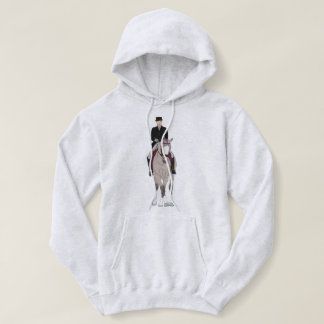 Grulla Equestrian Dressage Horse Hoodie