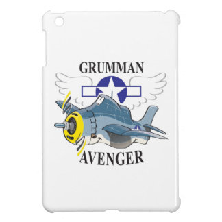 grumman avenger iPad mini case
