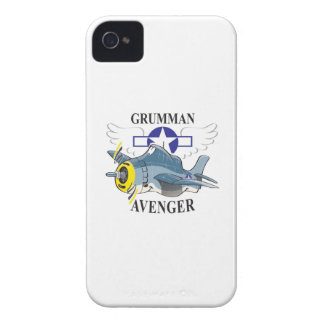 grumman avenger iPhone 4 case