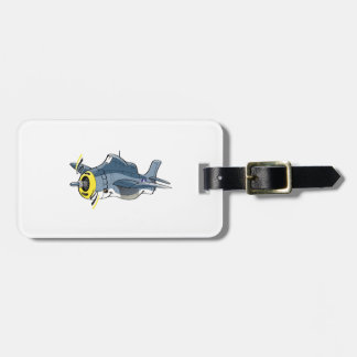 grumman avenger luggage tag