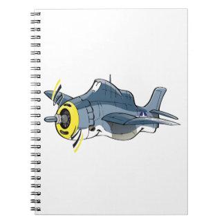 grumman avenger notebook
