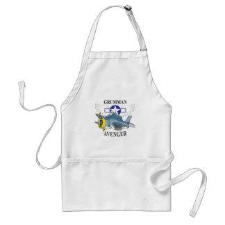 grumman avenger standard apron