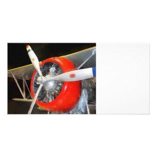 Grumman F3F-2 Biplane Photo Cards