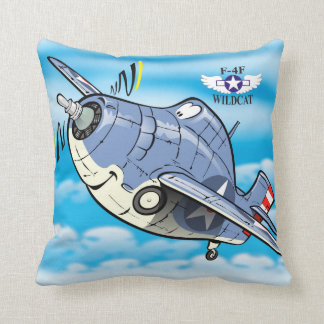 Grumman F4f wildcat Cushion