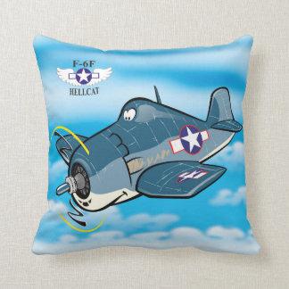 Grumman F6f hellcat Cushion
