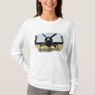 Grumman F8F Bearcat Navy Carrier Fighter on the T-Shirt
