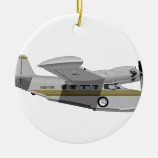Grumman McKinnon G-21G Goose 436436 Christmas Ornament