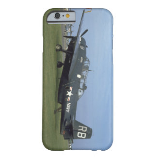 Grumman TBM Avenger, Left Side_WWII Planes Barely There iPhone 6 Case