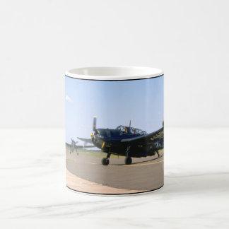 Grumman TBM Avenger. (plane_WWII Planes Coffee Mug