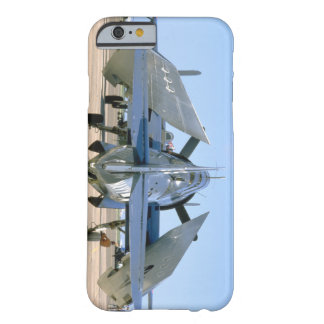Grumman TBM Avenger, Wings Folded_WWII Planes Barely There iPhone 6 Case