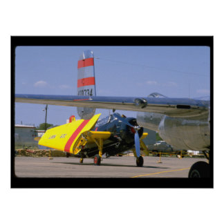 Grumman TBM Avenger, Wings_WWII Planes Poster