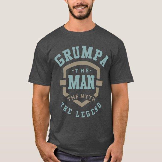 Grumpa The Legend T-Shirt