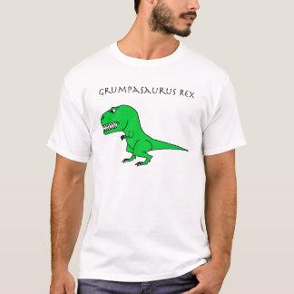 Grumpasaurus Rex Green T-Shirt