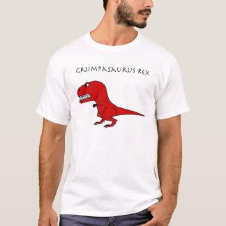 Grumpasaurus Rex Red T-Shirt