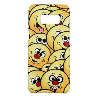 Grumpeys Funny Smiley Faces Set Case-Mate Samsung Galaxy S8 Case