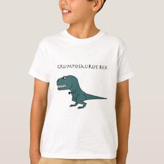Grumposaurus Rex Dark Green T-Shirt