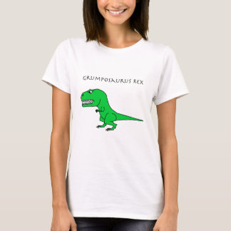 Grumposaurus Rex Green T-Shirt