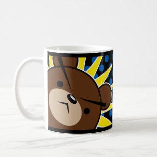 Grumpy Bear Roar Basic White Mug