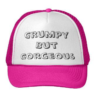 Grumpy But Gorgeous Street Hat